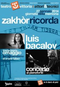 Concerto di Luis Bacalov