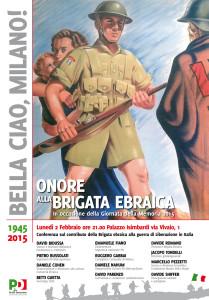 Manifesto Brigata Ebraica_2FEB 30x42