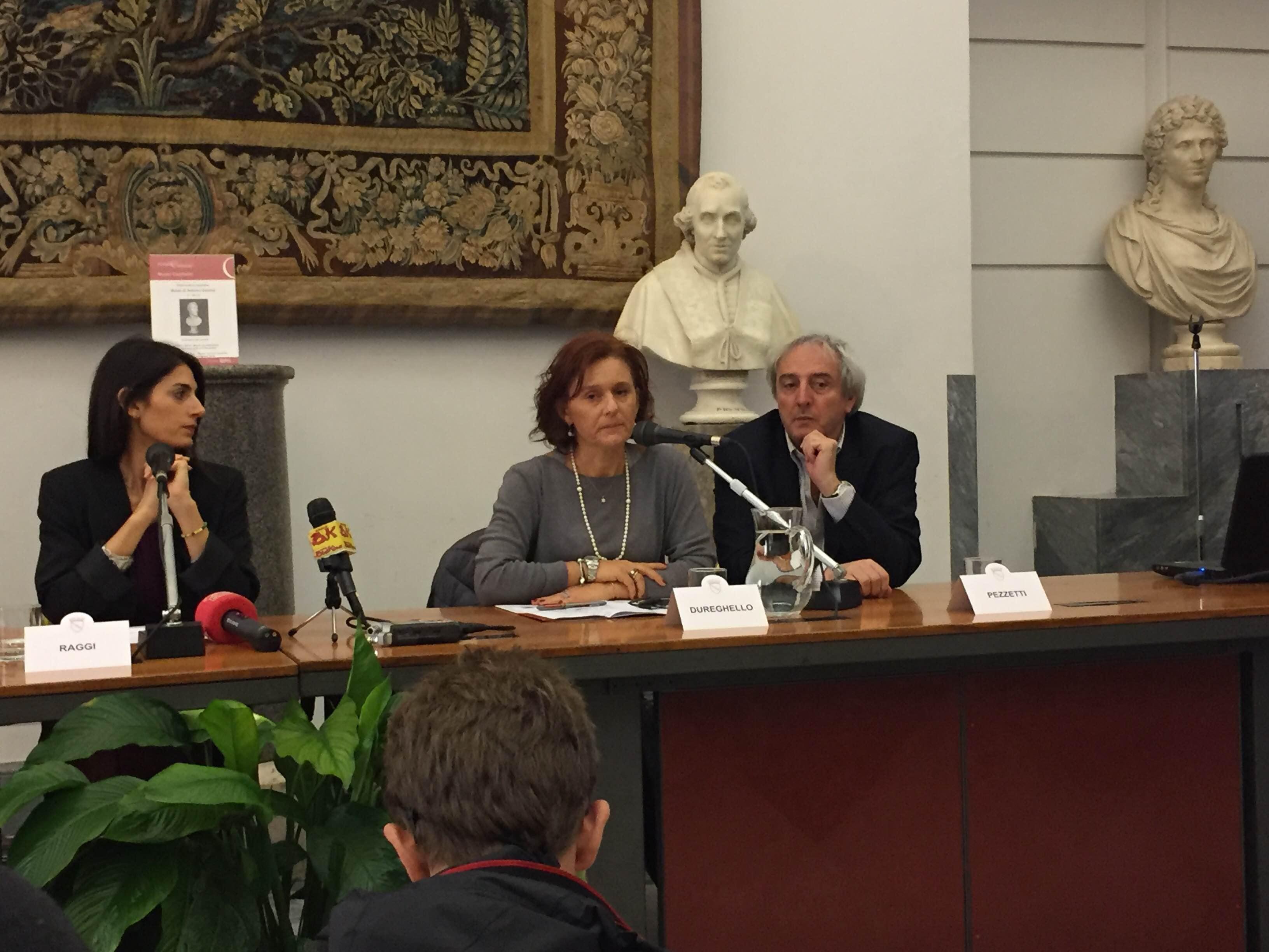 Sala Piccola Protomoteca : Conferenza stampa viaggio della memoria 2016 lunedì 31 ottobre ore