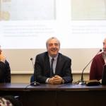 Mario Vnenezia, Mrcello Pezzetti e Marcello Alatri