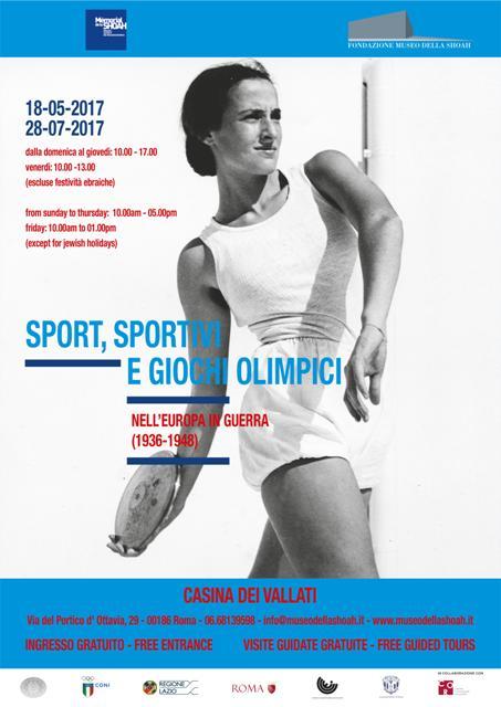 Sport, Sportivi e Giochi Olimpici nell'Europa in Guerra