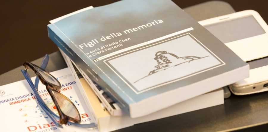 """Presentazione delle collane di libri """"La memoria e la storia"""" e """"Il tempo, la storia, la memoria"""""""