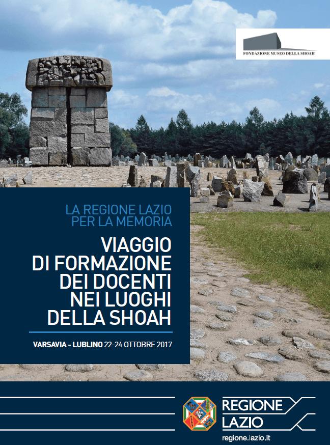 La Fondazione Museo della Shoah e la Regione Lazio insieme per la Memoria.