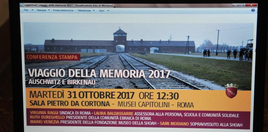Viaggio della Memoria, la Fondazione Museo della Shoah insieme a Roma Capitale