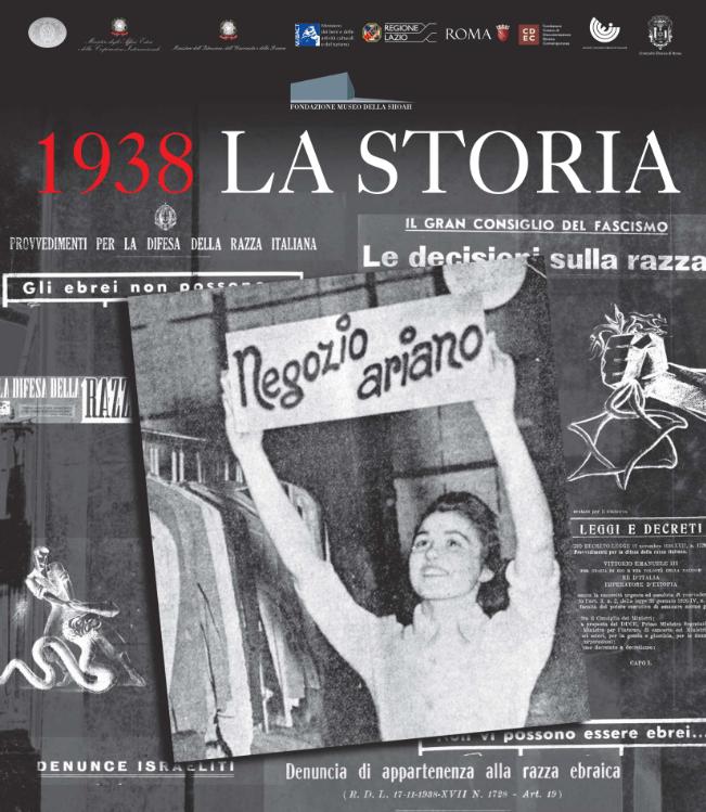 """Mostra itinerante """"1938 La storia"""""""