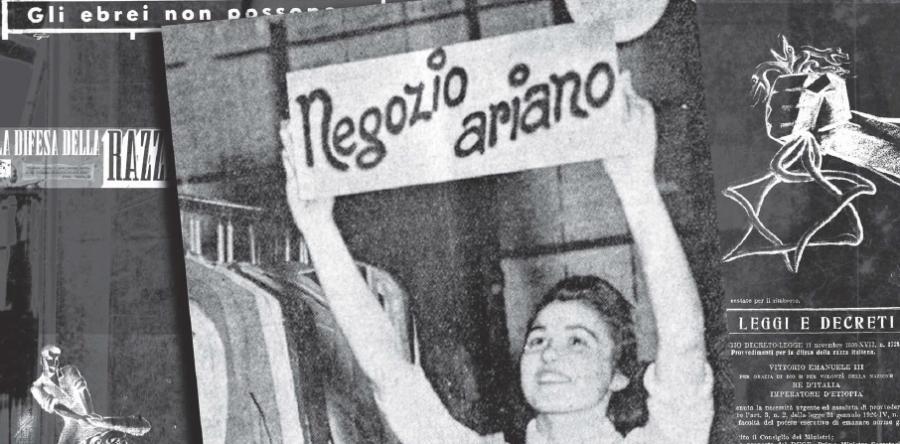 """Mostra itinerante """"1938 La storia""""  in collaborazione con UNAR – Ufficio Nazionale Antidiscriminazioni Razziali – Castello di Novara"""