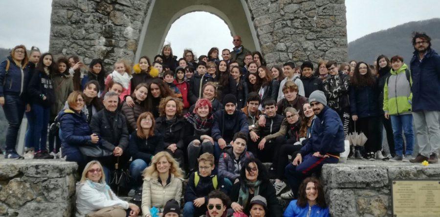 Viaggio della Memoria a Marzabotto, Fossoli e Sant'Anna di Stazzema