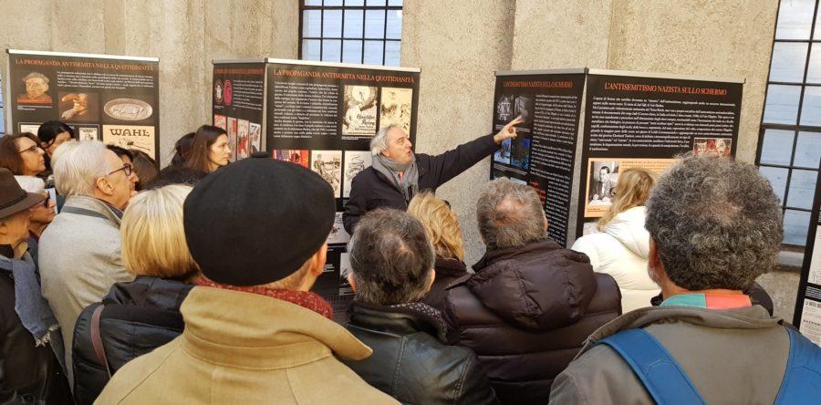 """Mostra itinerante """"La Razza Nemica"""" in collaborazione con UNAR – Trieste, Risiera di San Sabba"""