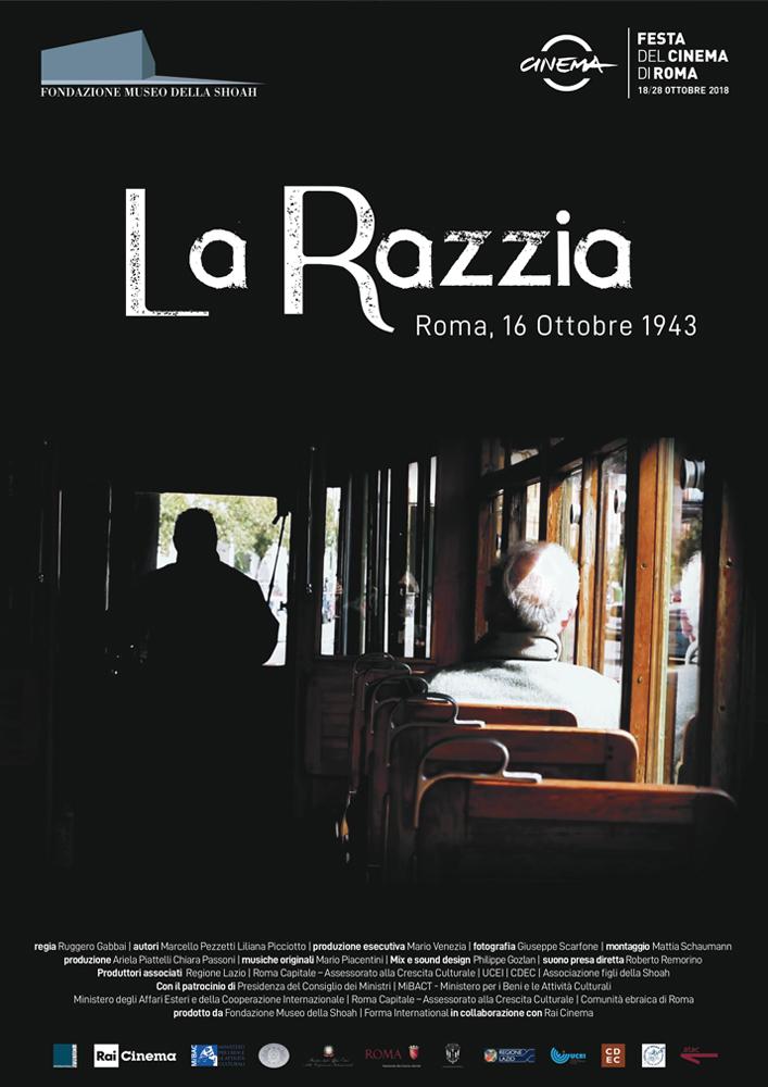 DVD: La Razzia. Roma, 16 Ottobre 1943